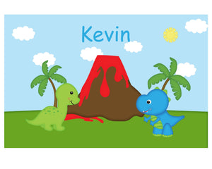 Dinosaur Kids Placemat