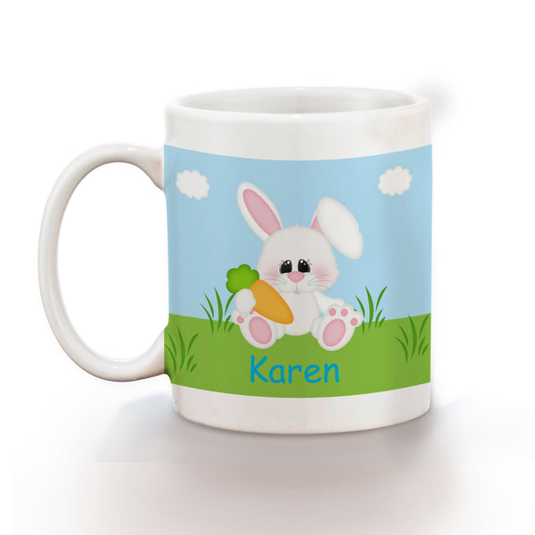 Easter Bunny Kids Mug