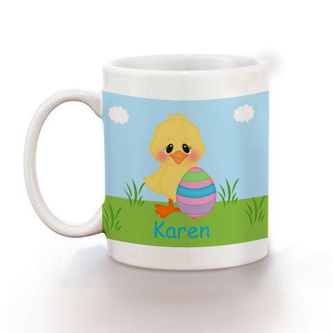 Easter Chick Kids Mug