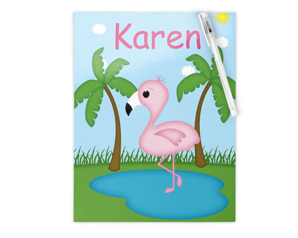 Flamingo Kids Folder