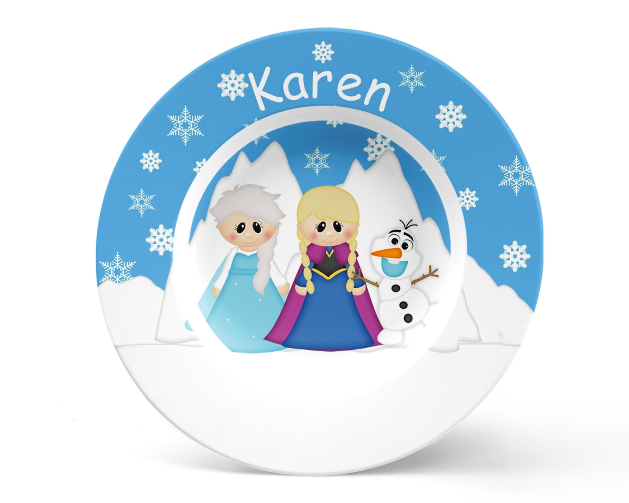 Princess Frozen Kids Bowl