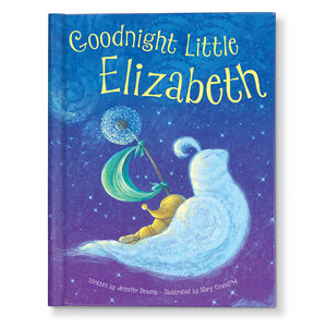 Goodnight Little Me Personalized Story Book