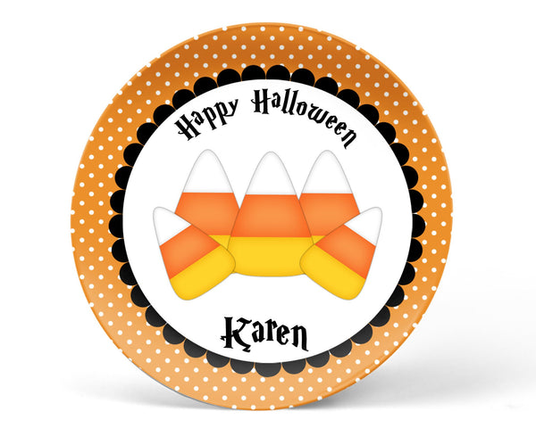 Candy Corn Halloween Kids Mug