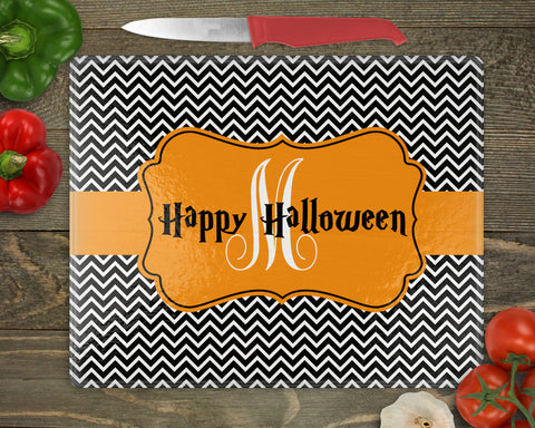 Halloween Personalized Cutting Board