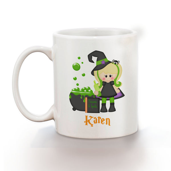 Witching You Halloween Kids Mug