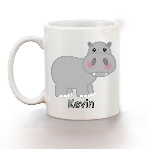 At the Zoo Hippo Kids Mug