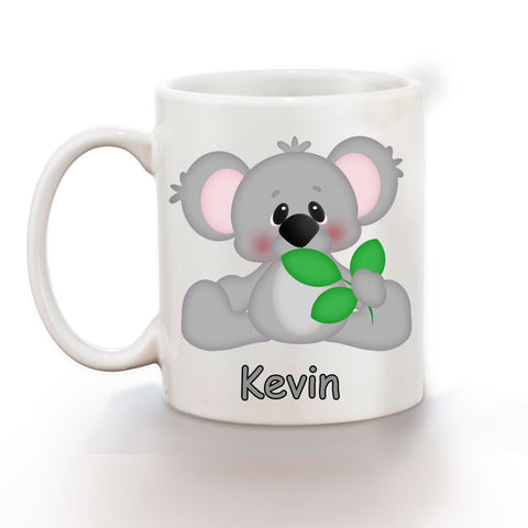 At the Zoo Koala Kids Mug