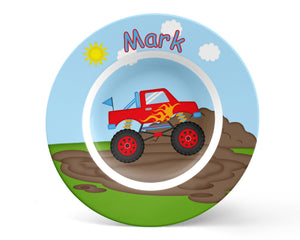 Monster Truck Kids Bowl