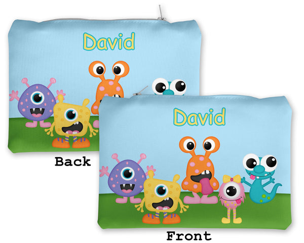 Silly Monsters Kids Pencil Case