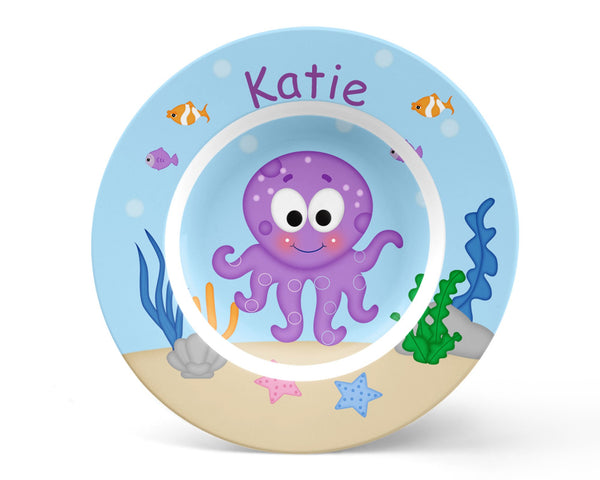 Octopus Kids Bowl