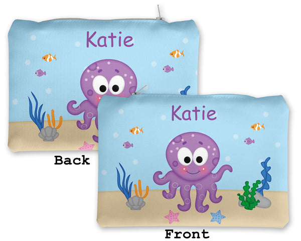 Octopus Kids Pencil Case