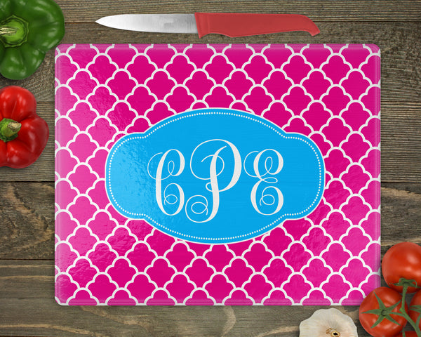 Ornamental Personalized Cutting Board