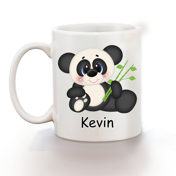 At the Zoo Panda Kids Mug