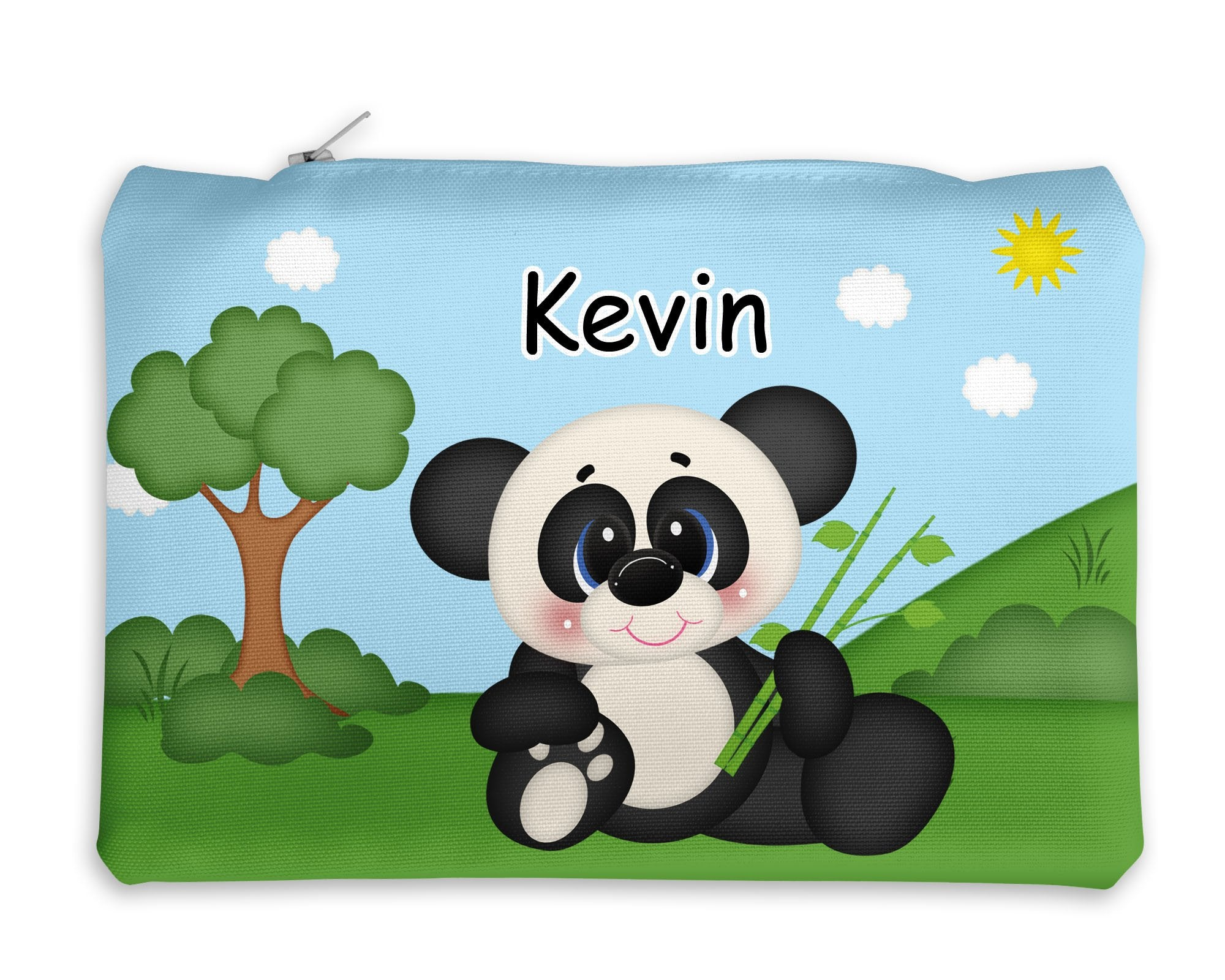 At the Zoo Panda Kids Pencil Case