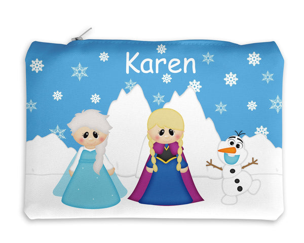 Princess Frozen Kids Folder