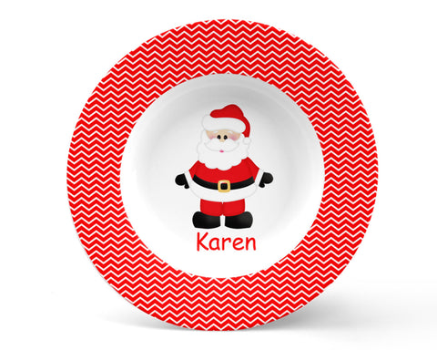 Christmas Santa Kids Bowl
