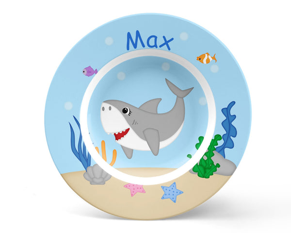 Shark Attach Kids Bowl