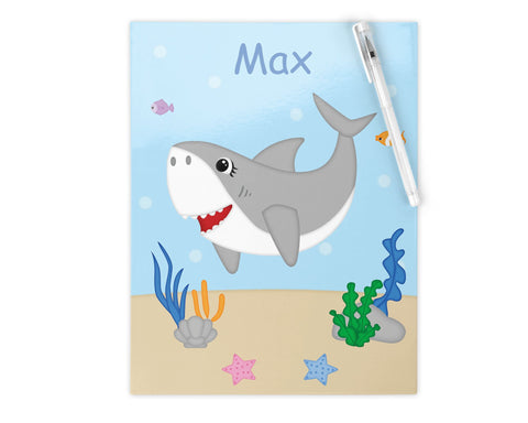 Shark Attach Kids Folder