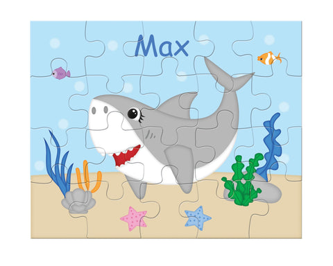 Shark Attach Kids Puzzle