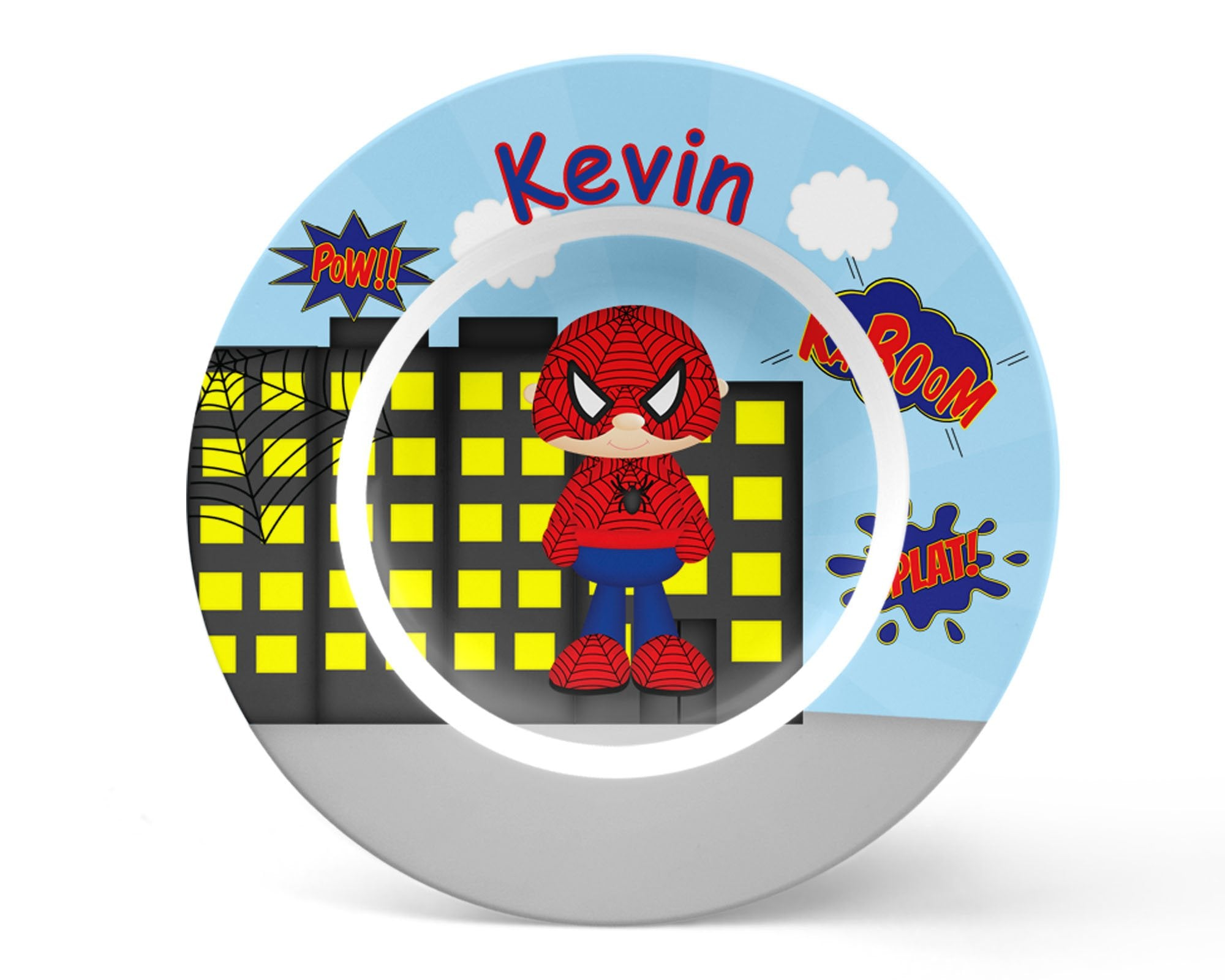 Spider-man Superhero Kids Bowl