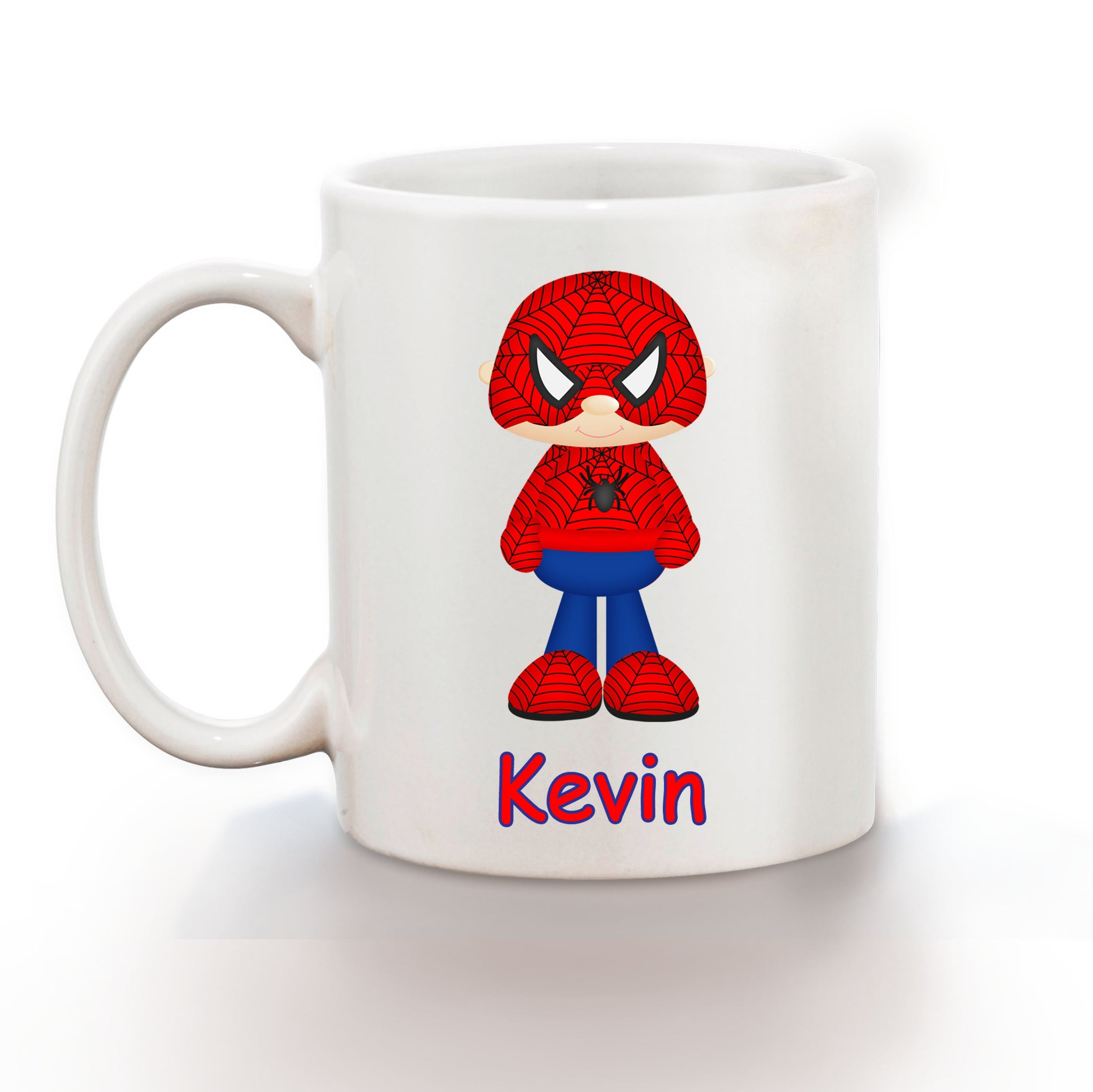 Spider-man Superhero Kids Mug