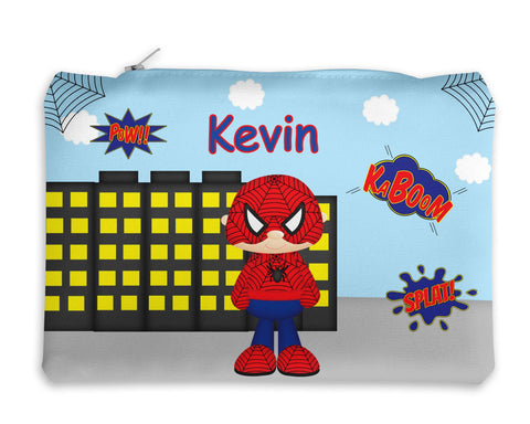 Spider-man Superhero Kids Pencil Case