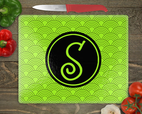 Sunset Personalized Cutting Board