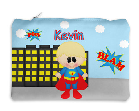Superman Superhero Kids Pencil Case