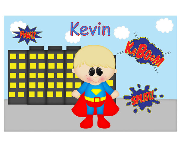 Superman Superhero Kids Bowl