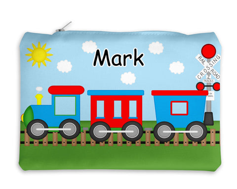 Train Kids Pencil Case