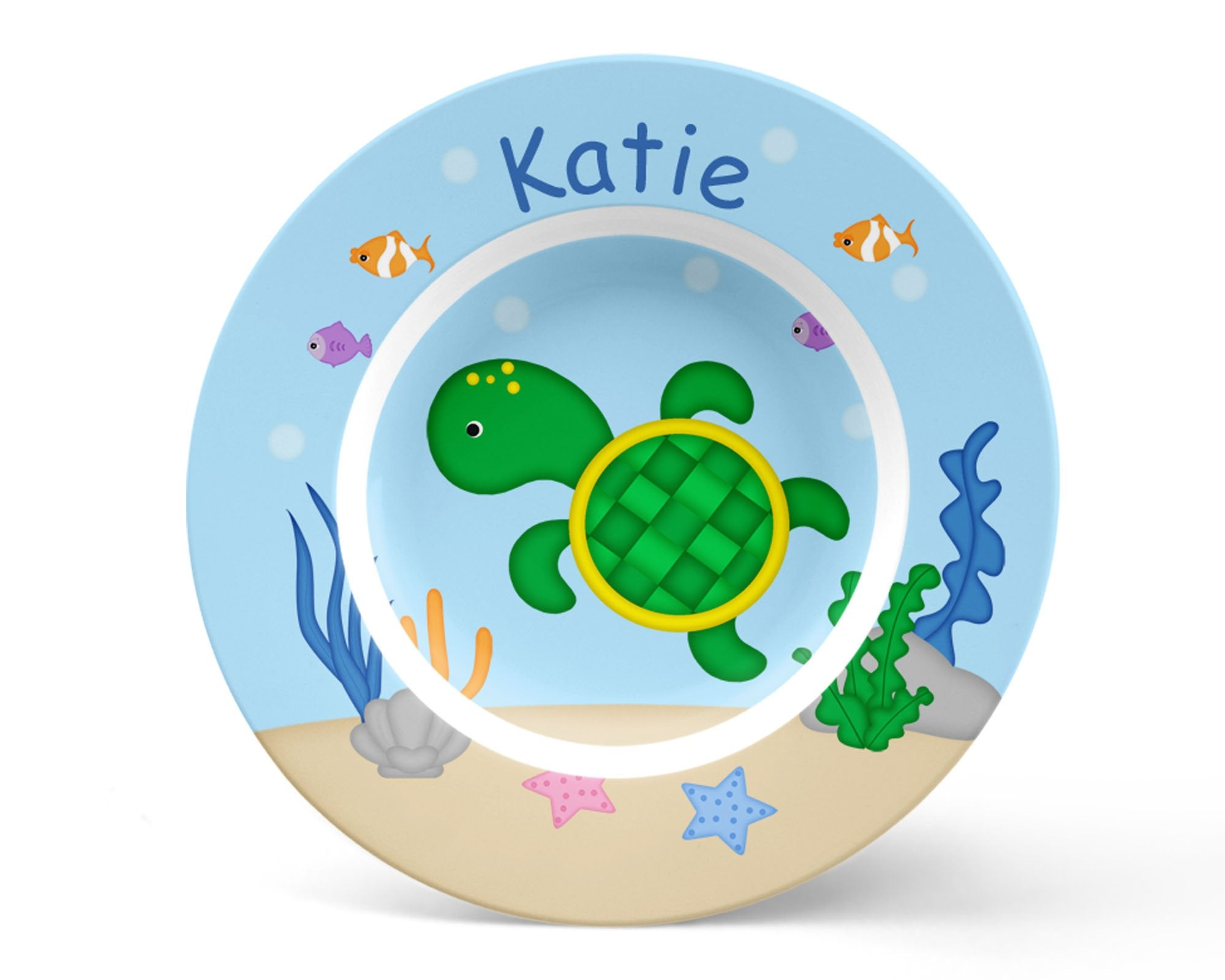 Cute Turtle Kids Bowl