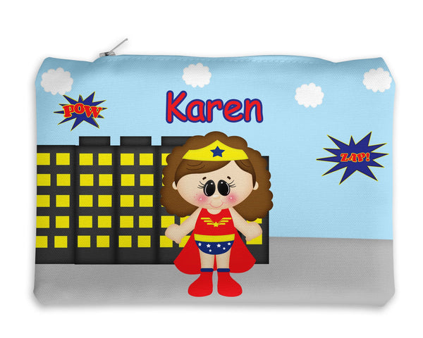 Wonder Women Superhero Kids Notebook