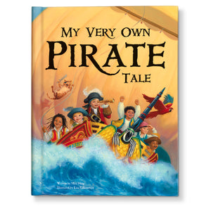 My Very Own Pirate Tale Personalized Story Book