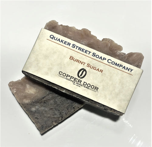 Burnt Sugar Hand Milled Soap