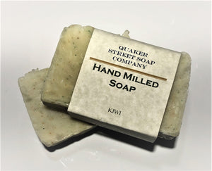 Kiwi Hand Milled Soap