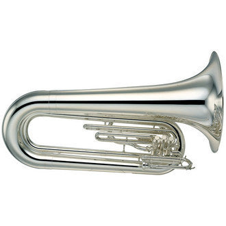 Yamaha YBB-202MSWC Marching Tuba w/ Case (2019 DCI Season)