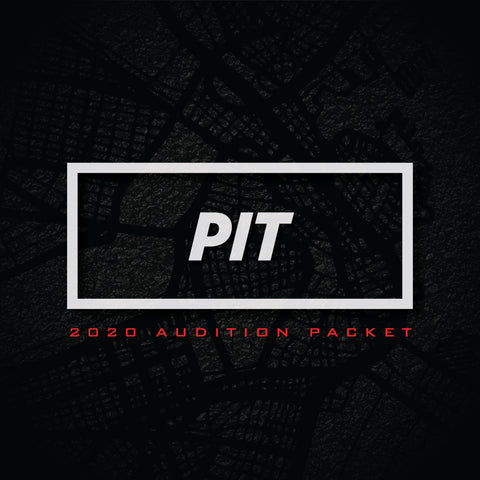2020 Pit Audition Packet (Digital Download)