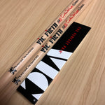 Boston Crusaders Branded - Vic Firth Colin McNutt Signature Drumsticks