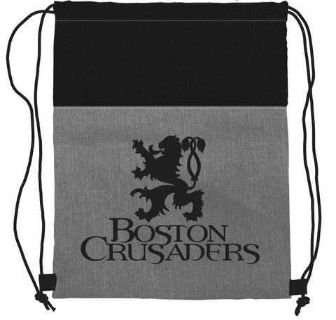 Boston Crusaders Drawstring Bag