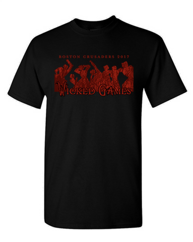 2017 Tour Shirt - Wicked Games