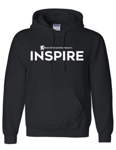 Inspire Guard - Black Sweatshirt