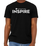 Inspire Guard - Classic Black T-Shirt