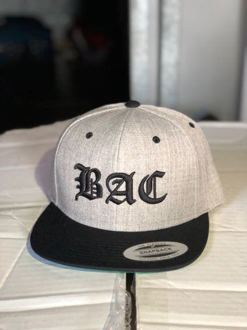 BAC Flat bill hat