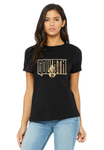 2019 Ladies Gold Foil Shirt - Goliath
