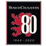 80th Anniversary Blanket
