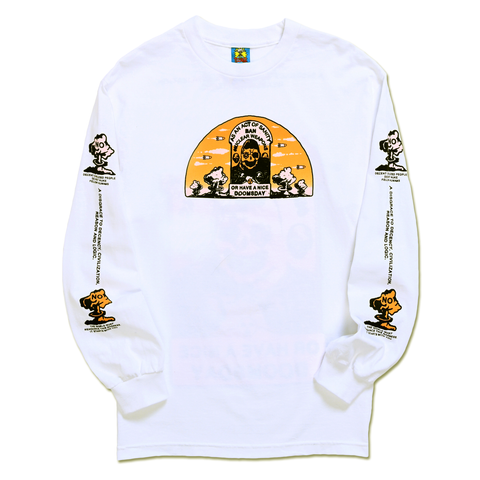 ACT OF SANITY LONG SLEEVE TEE