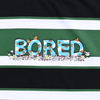BORED SKIES STRIPE TEE by Blake Anderson's clothing brand BORED TEENAGER