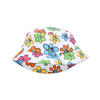 TEENAGE - FLORAL BUCKET HAT by Blake Anderson's clothing brand BORED TEENAGER