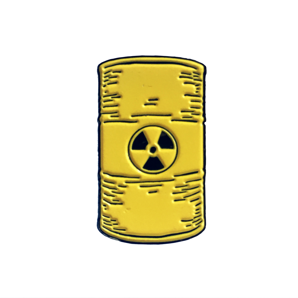 TOXIC BARREL PIN