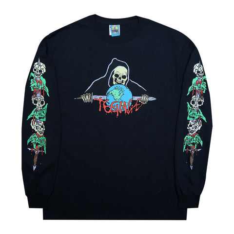 TOTAL CHAOS LONG SLEEVE